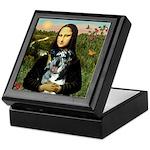 Mona's Catahoula Leopard Keepsake Box