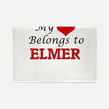 My heart belongs to Elmer Magnets