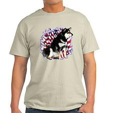 Shiba(blk) Patriot T-Shirt