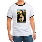 Mona/Puff Ringer T