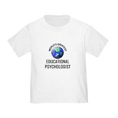 World's Greatest EDUCATIONAL PSYCHOLOGIST T