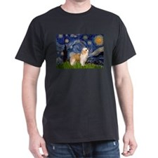 Starry/Puff Crested T-Shirt