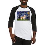 Starry/Puff Crested Baseball Jersey