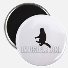 OH HAI!!!1! LOL CATS! INVISIB Magnet