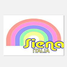 Siena, Italia Postcards (Package of 8)