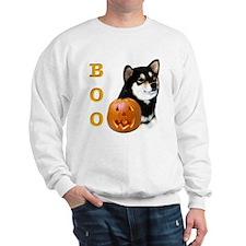 Shiba(blk) Boo Sweatshirt
