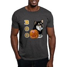 Shiba(blk) Boo T-Shirt