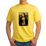 Mona / C Crested(HL) Yellow T-Shirt