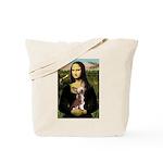 Mona / C Crested(HL) Tote Bag