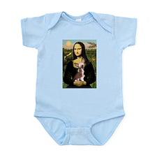 Mona / C Crested(HL) Infant Bodysuit