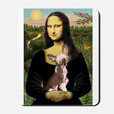 Mona / C Crested(HL) Mousepad