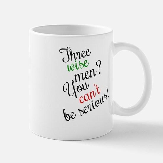 THREE WISE MEN? (CHRISTMAS) Mugs