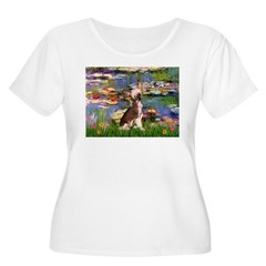 Lilies / C Crested(HL) T-Shirt