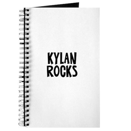 Kylan Rocks Journal