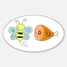 Bee Ham Birmingham Alabama Decal