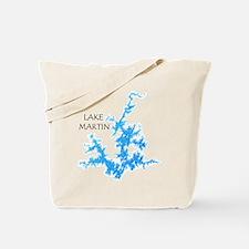 Lake Martin Alabama Tote Bag