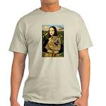 Mona /Chow Chow #1 Light T-Shirt