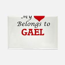 My heart belongs to Gael Magnets