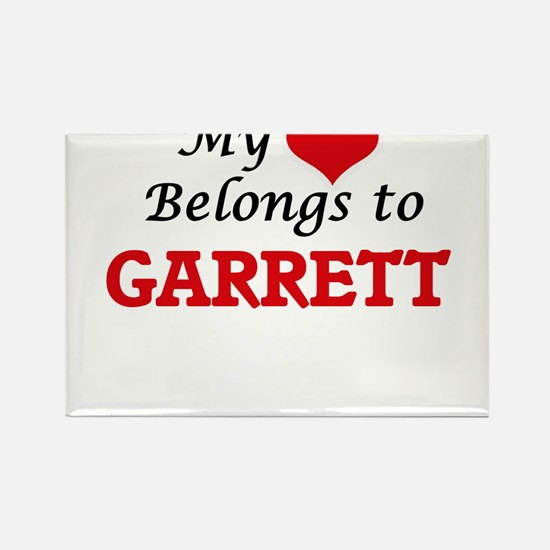 My heart belongs to Garrett Magnets