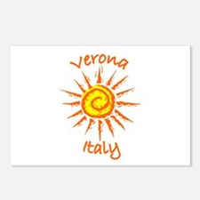 Verona, Italy Postcards (Package of 8)