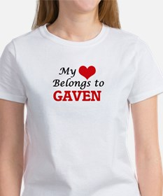 My heart belongs to Gaven T-Shirt