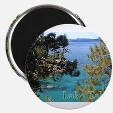 Beautiful Lake Tahoe California Magnets