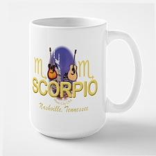 Nashville Scorpio-CM Mugs