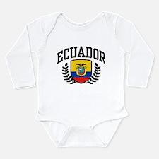 Ecuador Body Suit