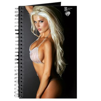 Brooke Banx notebook