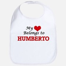 My heart belongs to Humberto Bib