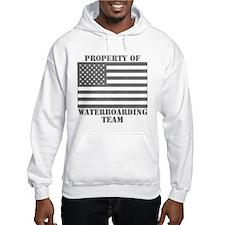Property of U.S. Waterboarding Team Hoodie