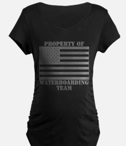 Property of U.S. Waterboarding Team T-Shirt
