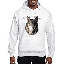 Vallhund Dad2 Hoodie