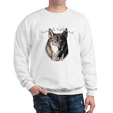 Vallhund Dad2 Sweatshirt
