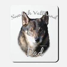 Vallhund Dad2 Mousepad