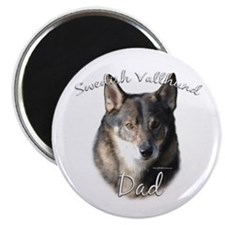 Vallhund Dad2 Magnet