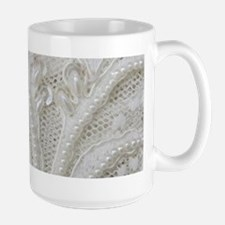boho chic french lace Mugs