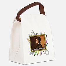 St. Elizabeth Ann Seton Canvas Lunch Bag