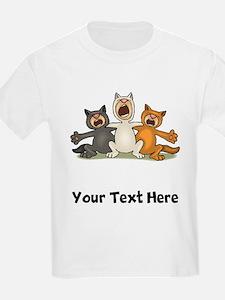 Cat Choir (Custom) T-Shirt