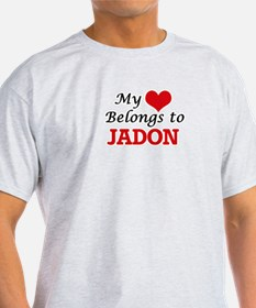 My heart belongs to Jadon T-Shirt
