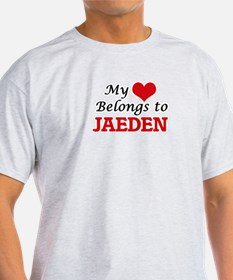 My heart belongs to Jaeden T-Shirt