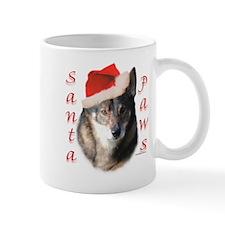 Vallhund Paws Mug
