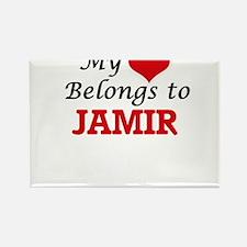 My heart belongs to Jamir Magnets