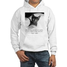 Spoiled Kitten-And-Quote Hoodie