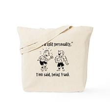 Tom Swifty II Tote Bag