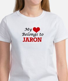 My heart belongs to Jaron T-Shirt