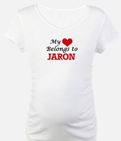 My heart belongs to Jaron Shirt