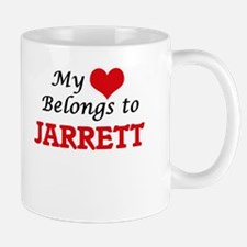 My heart belongs to Jarrett Mugs