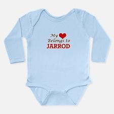 My heart belongs to Jarrod Body Suit