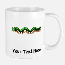 Green Centipede (Custom) Mugs